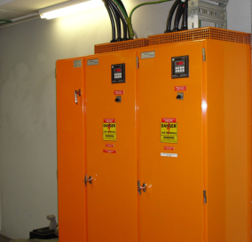 POWER FACTOR CORRECTION UNITS - MISSION CRITICAL SITE SOUTHERN SYDNEY AREA