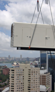 1250kVA STANDBY POWER GENERATING SET - NORTH SYDNEY CBD BUILDING