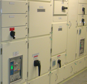 NEW MAIN SWITCHBOARD - COMMUNICATIONS FACILITY BURWOOD NSW