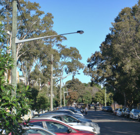 PUBLIC STREET LIGHTING AUGMENTATION - INNER CITY AREA SYDNEY