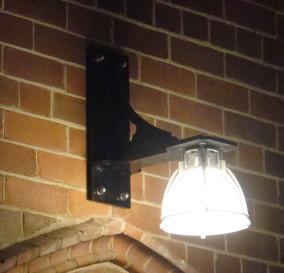 BESPOKE INTERIOR LUMINARES FOR CHURCH - LOWER NORTH SHORE SYDNEY