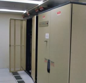 2 x 100kVA REDUNDANT UPS - MELBOURNE CBD