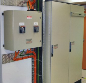 2 x 120kVA REDUNDANT UPS - MISSION CRITICAL SITE BRISBANE CBD