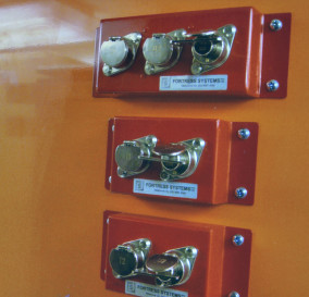 SYNCHRONOUS SWITCHING KEY INTERLOCKS - BRISBANE COMMUNICATIONS FACILITY