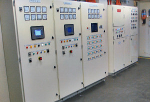STANDBY POWER GENERATING SYSTEM CONTROL PANEL - NORTH WESTERN SYDNEY AREA