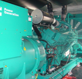 1250kVA STANDBY POWER GENERATING SET - SYDNEY CBD