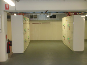 AUTOMATIC TRANSFER SWITCH PANELS - MISSION CRITICAL SITE NORTH WESTERN SYDNEY