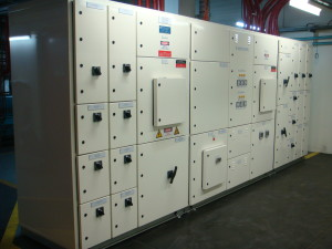 STANDBY POWER GENERATING SYSTEM SWITCHBOARD - NORTH WESTERN SYDNEY AREA