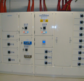 UPS OUTPUT SWITCHBOARD - MISSION CRITICAL SITE NORTHERN SYDNEY AREA