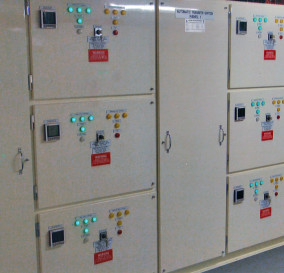 AUTOMATIC TRANSFER SWITCH PANEL - NORTH WESTERN SYDNEY AREA