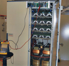 300kVA UPS EQUIPMENT FACTORY ACCEPTANCE TESTING - MELBOURNE