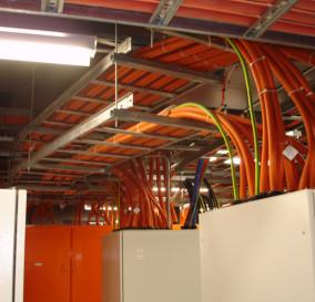 ELECTRICAL PLANTROOM - SYDNEY CBD BUILDING