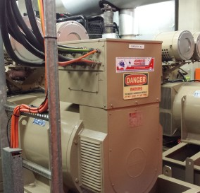 STANDBY POWER GENERATORS CONTROLS  REVIEW  -  SYDNEY CBD BUILDING